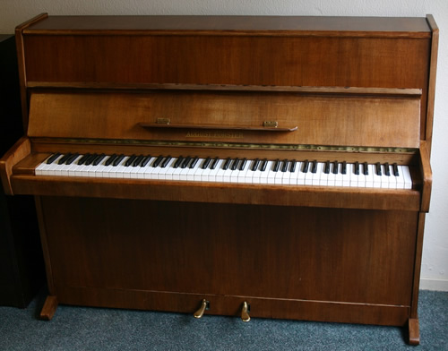August Förster piano, model 114 romantic