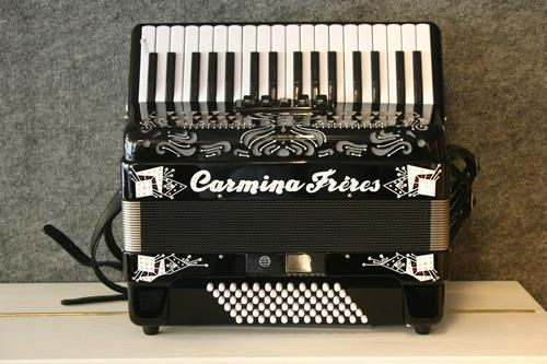 Carmina Freres 72 Bass accordeon